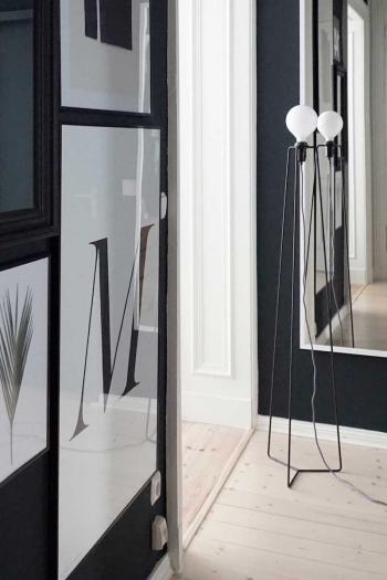 MODEL lampadaire design