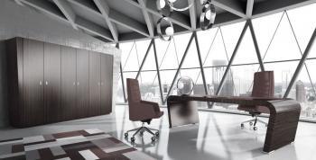 Bureau bois direction design
