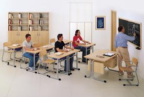 Mobilier Etablissements secondaires pour  collégiens et lycéens