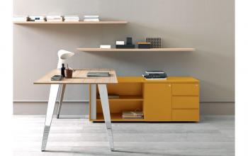 Bureau Pigreco meuble retour