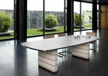 Table de réunion Classic Line