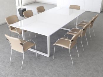 Table de réunion O POP modulable