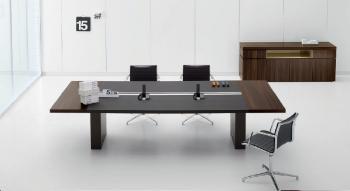 Table de réunion rectangulaire Ar tu