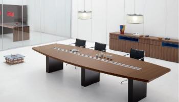 Table de réunion électrifiée Ar tu