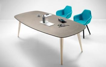 Table PIGRECO pied bois