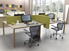 Bureaux bench design ANYWARE