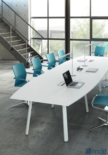 Table de réunion tonneau OGI