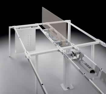 Electrification table bench