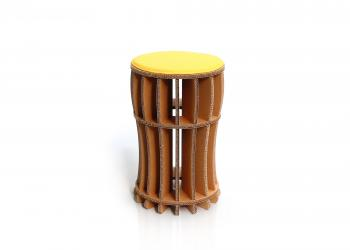 Table basse ronde BOMBIA