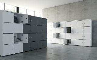 Armoires lockers