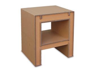 Table basse carton RABBI