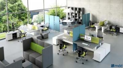 Notre mobilier open space montpellier nîmes sète