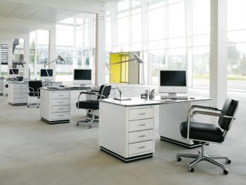 Ensemble bureau et meubles Classic Line