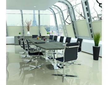 Table Harmony forme tonneau