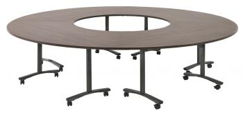Table basculanteDOMINO ronde