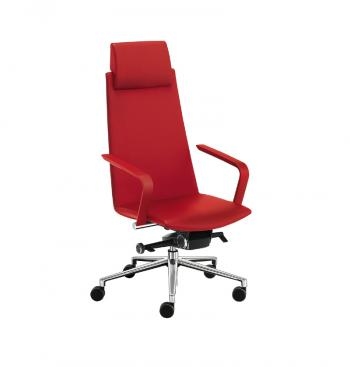Fauteuil MODE rouge