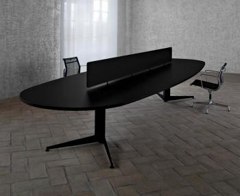 Table bench noire MOST