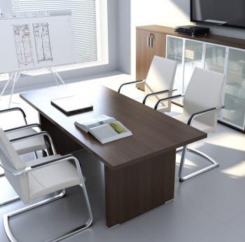QUANDO table de réunion