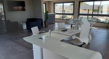 Maison Lacin à Béziers (34) Agencement des bureaux