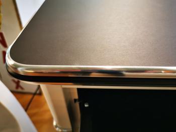 Détail plateau métal Classic Line