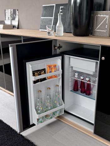 Anyware réfrigérateur intégré