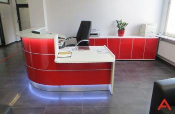 Petite banque de réception lumineuse VALDE