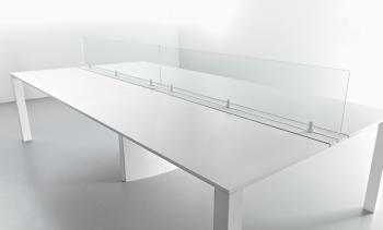 Table avec separation