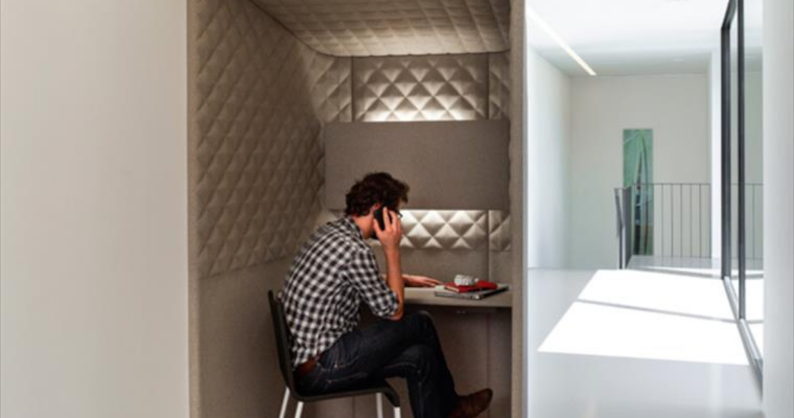 Solution Acoustique / Isolation de bureau