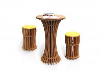 Tables BOMBIA PLUS carton