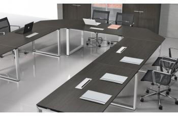 Tables modulaires électrifiées LOOPY