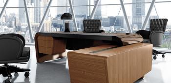 Bureau meuble retour Vanity