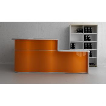 Wave orange avec PMR