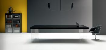 Table KYO plateau laqué