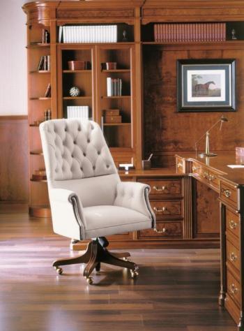 Bureau avec meuble retour