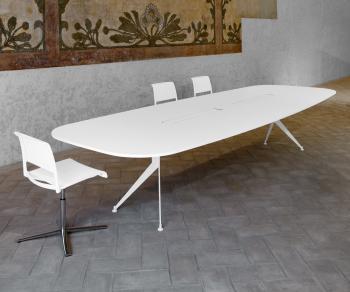Table de réunion électrifiée MOST