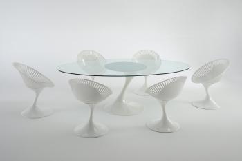 Table ATATLAS ovale