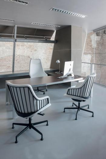 ITALIA fauteuils haut dossier et moyen dossier