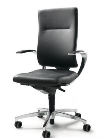 Fauteuil direction cuir IN TOUCH