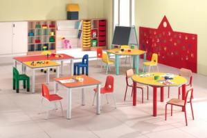 Mobilier Ecole maternelle