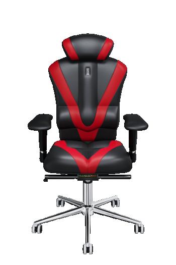 Fauteuil ergonomique  bicolore soutien lombaire accoudoirs règlables VICTORY