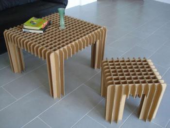 Tables café