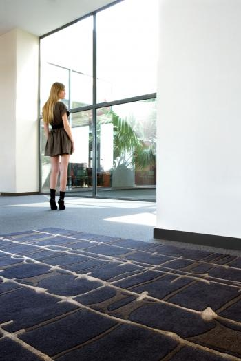 Tapis de bureau pour habiller l'espace de travail, atténuer les sons