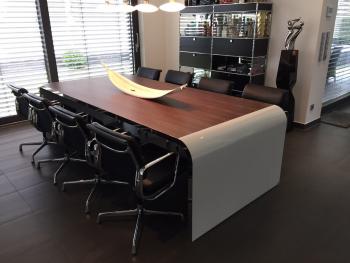 Table de réunion sur mesure
