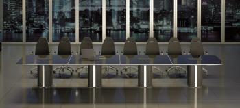 Table de réunion directionnelle