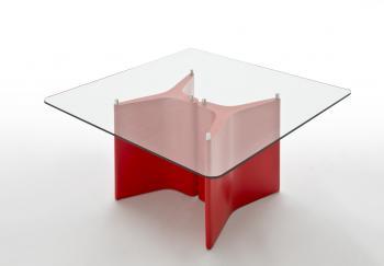 Table TEE carrée