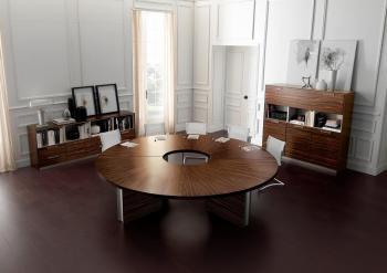 Table de réunion IPSOS