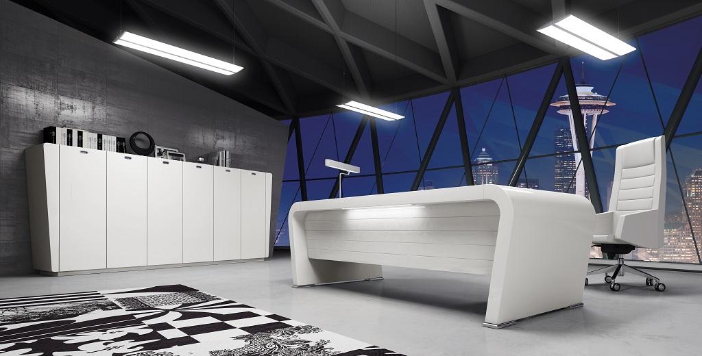Bureau ligne vanity montpellier 34 n mes 30 b ziers for Bureau de direction contemporain