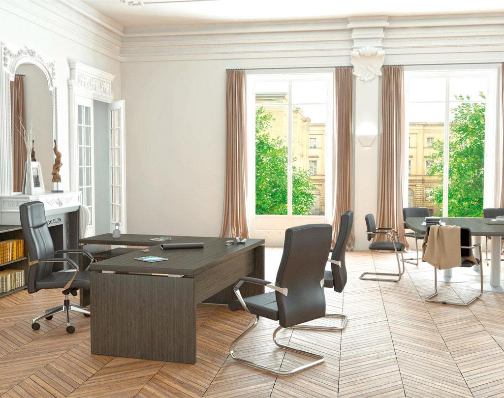 Vente Bureau XENION - Bureaux de direction en mélamine Montpellier on
