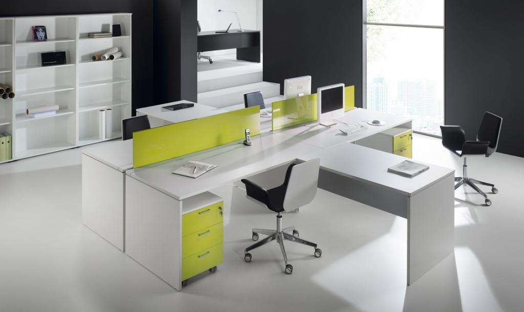 Bureau open space pas cher paravent de bureau paravent modulable