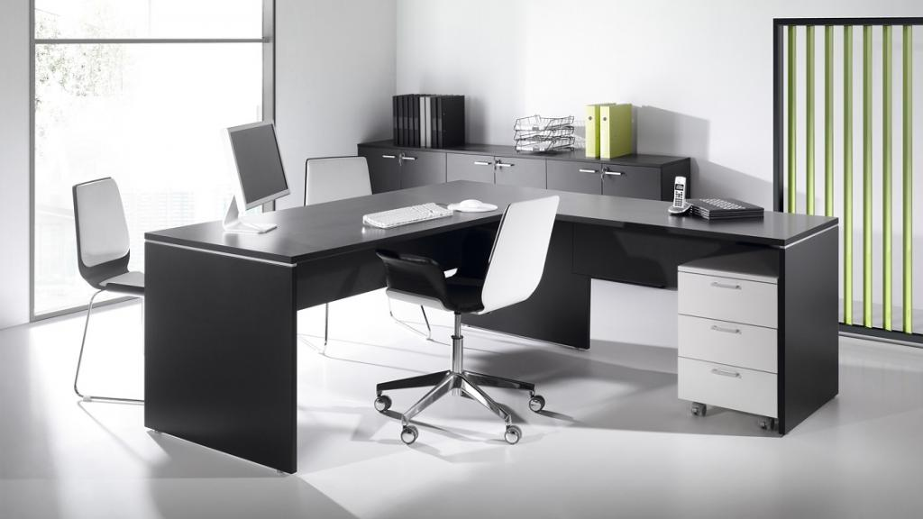 linnmon alex table black brown gray bureau ikea noir et